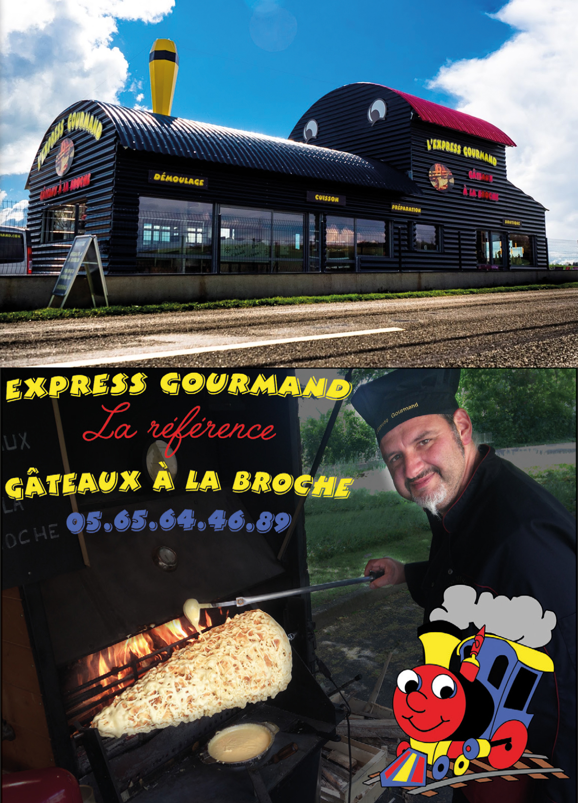 Express Gourmand