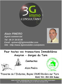 3G Immo Consultant | Marché des Pays Aveyron